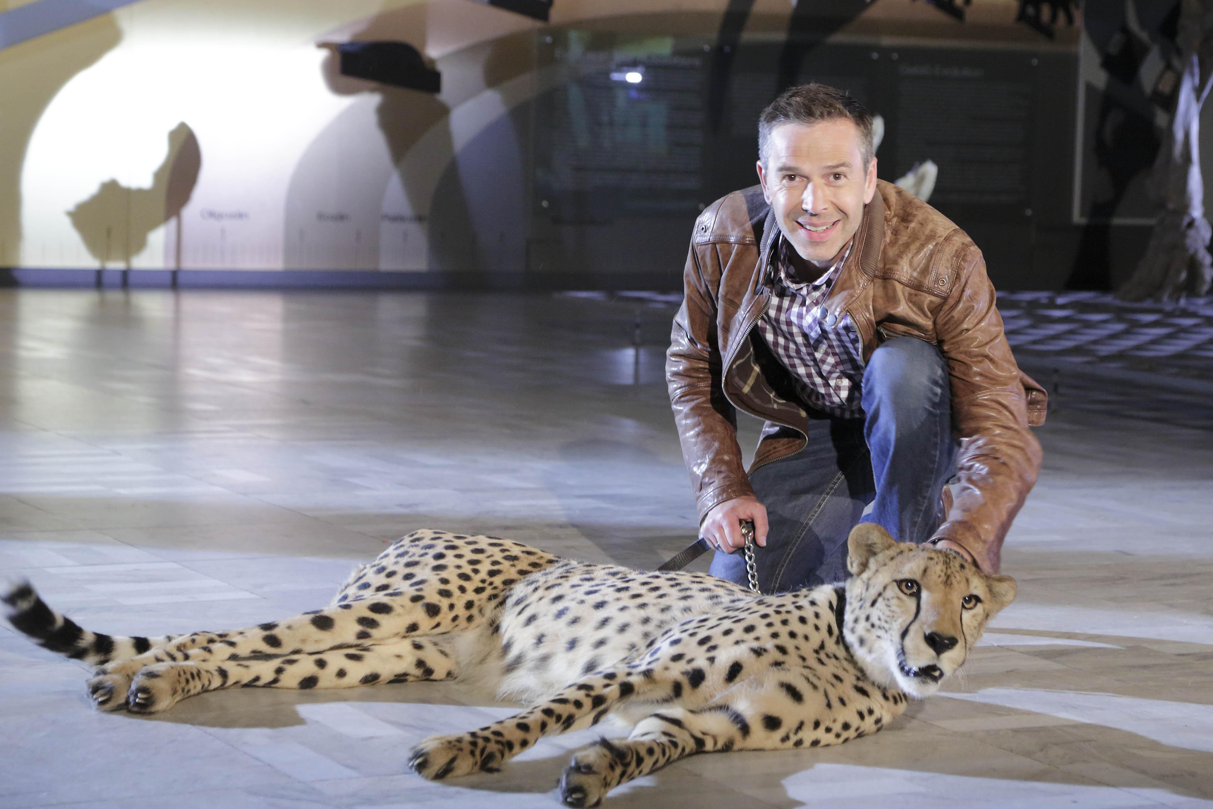 Arab mit Dirk Steffens für Terra X